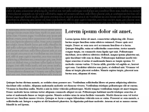 Great example of Lorem Ipsum content being used!