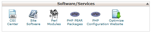 Optimize Website with Cpanel.